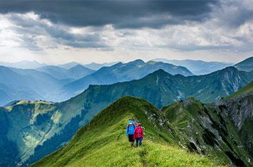 Backpacking Trail