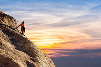 Climbing Travel Agent Platform