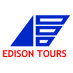 Logo travel agency Edison Tours Taiwan