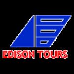 Logo travel agency Edison Tours Taiwan