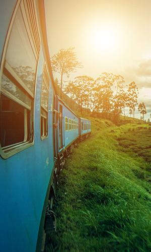 Travel Agent Platform Train & Railways