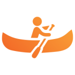 Kayaking Icon