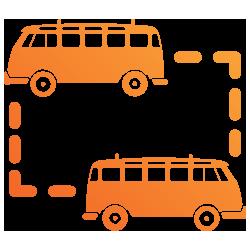 Roundtrip Icon