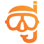 Snorkeling-Icon