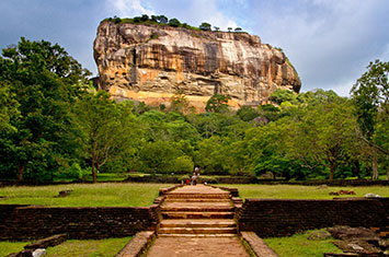 Lions Rock Sri Lanka