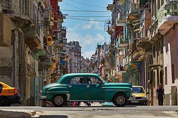Cuba Travel Agent Platform