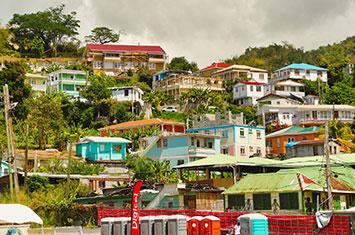 Rosseau Dominica