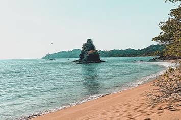 Bahia de los piratos, Guanacasta