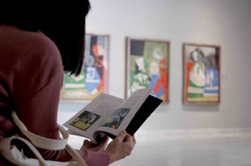picasso museum spain