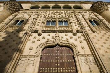 church door spain