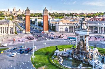 barcelona city spain