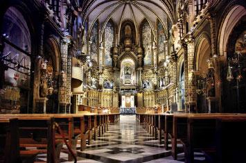 royal basilica spain