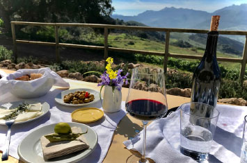 andalusian countryside spain Gourmet Tour