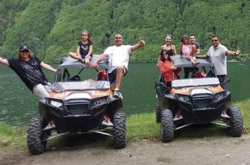azores buggy lake
