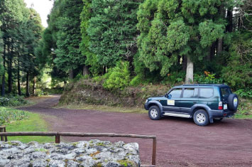 azores jeep