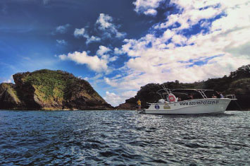 azores boat