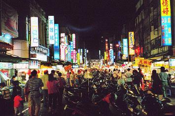 taiwan liuhe night market