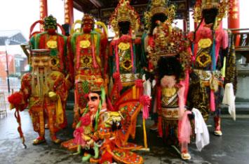 taiwan culture costume