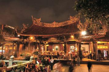 taiwan longshan temple