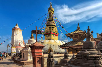 kathmandu temple nepal