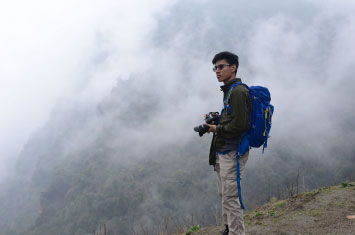 nepal fog