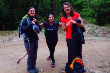 chobhar hiking