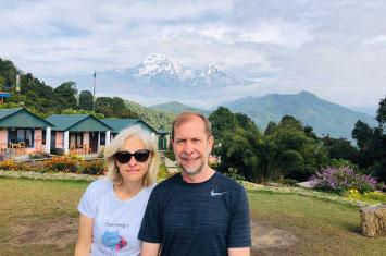 couple kathmandu valley