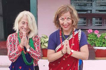traditional dress nepal