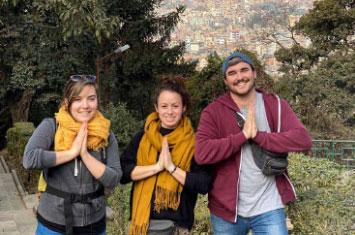 nepal greeting