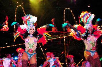 cuba show dancing