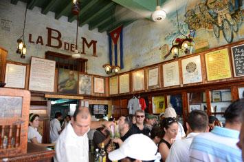 cuba restaurant people
