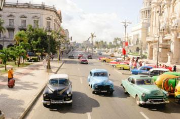 cuba street cars