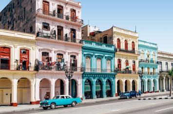 cuba havana houses