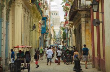 cuba havana street