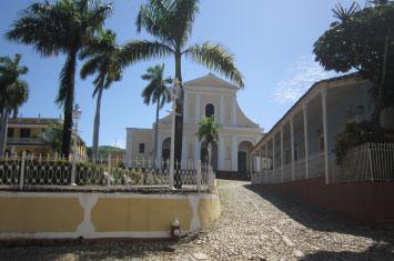 cuba trinidad church