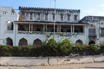 stone town building