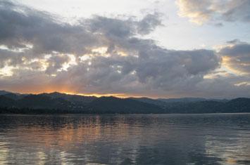 lake rwanda