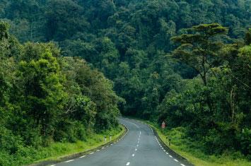 road rwanda
