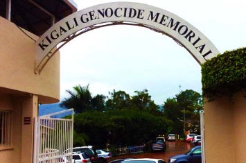 kigali memorial genocide