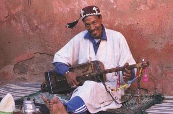 marocco man