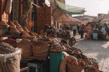 marocco market