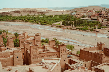 morocco buildings