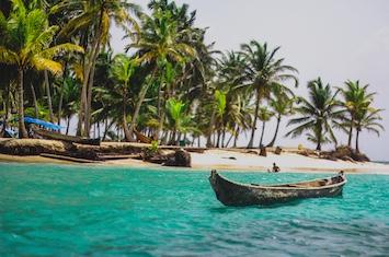 boat sea panama